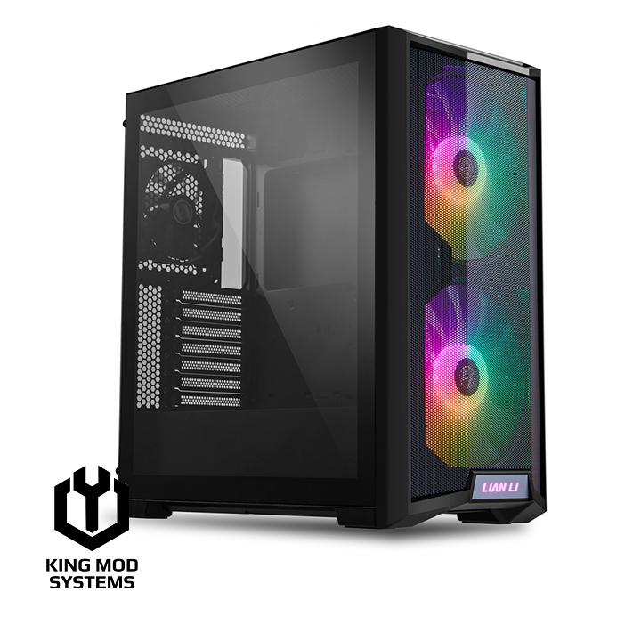 King Mod Systems - Computador King Mod Gamer R7 32GB 1TB RX 6700 XT