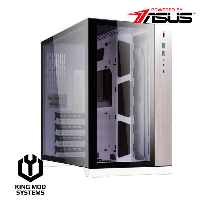 King Mod Systems - Computador King Mod Gamer ASUS i7 16GB 500GB RTX 3070