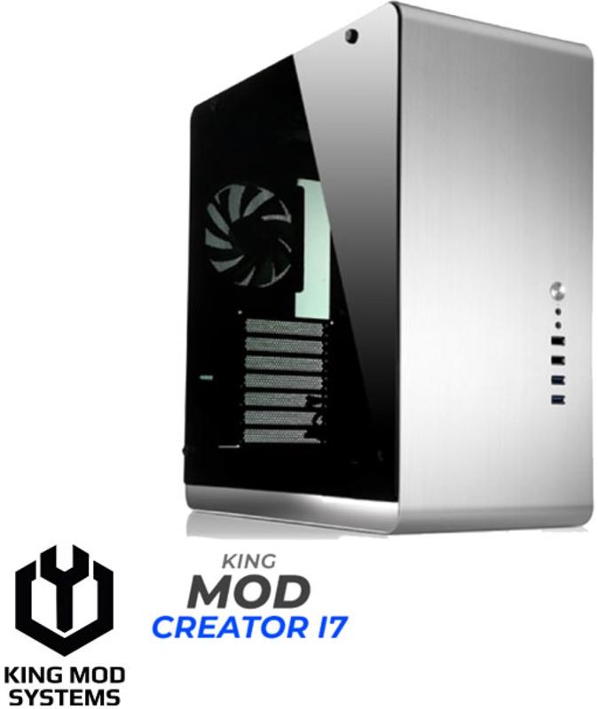King Mod Systems - Computador King Mod Creator i7 32GB 1TB RTX 3060 W10 Pro
