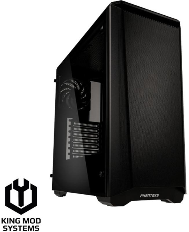 Computador King Mod Creator R9 32GB 1TB 2TB RTX 3070 WIFI W10 Pro