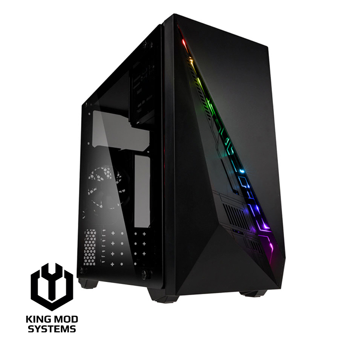 King Mod Systems - Computador King Mod Limited R5 3350G 16GB 512GB Radeon