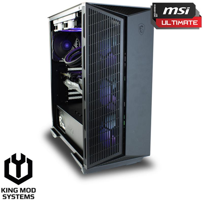 Computador King Mod Gamer MSI R5 16GB 512GB RTX 3060