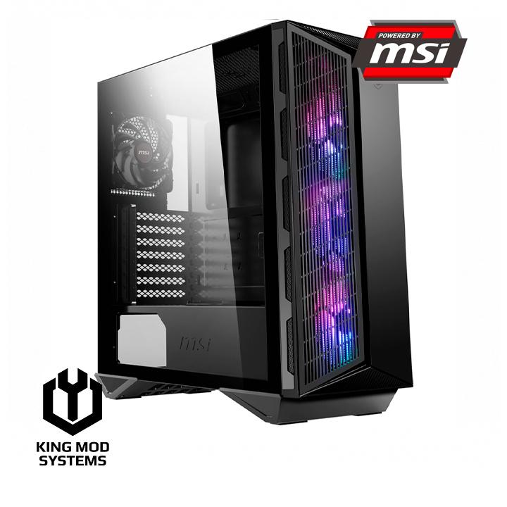 King Mod Systems - Computador King Mod Gamer MSI R5 32GB 512GB RTX 3070