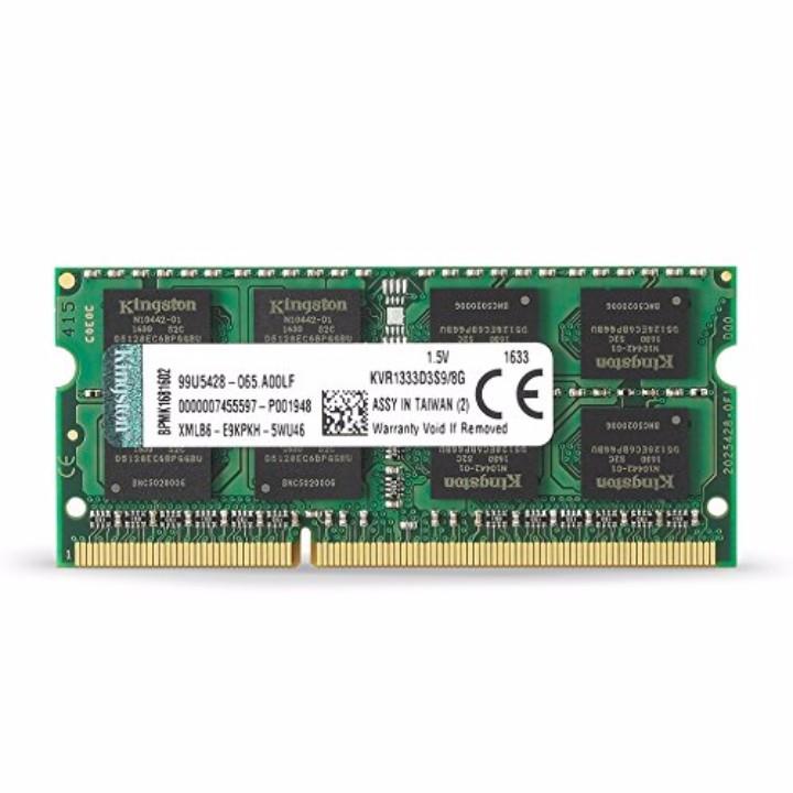 Kingston - Kingston SO-DIMM 8GB DDR3 1333MHz CL9
