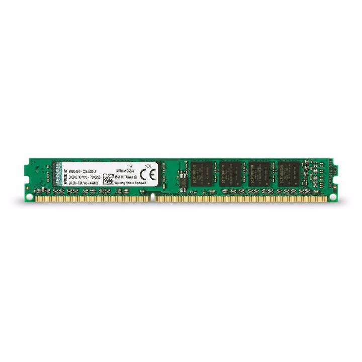 Kingston 4GB DDR3 1333MHz ValueRAM CL9