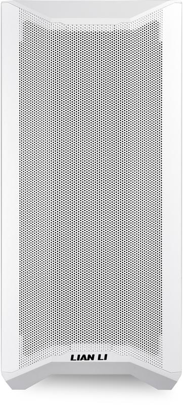Painel Frontal em Mesh para Lancool II Branco