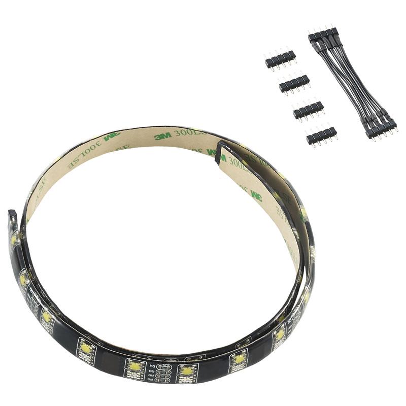 CableMod - Fita Magnética RGB Hibrida CableMod  - 60cm