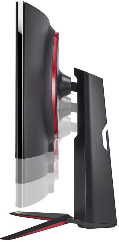 """LG - Monitor LG 34"""" 34GN850-B UltraGear IPS QHD 144hz 1ms"""
