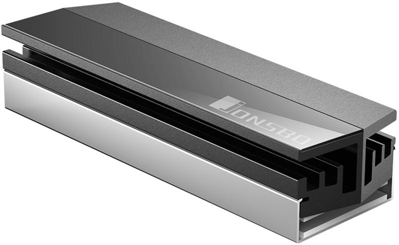 Jonsbo - Cooler Jonsbo M. 2 SSD Cinzento