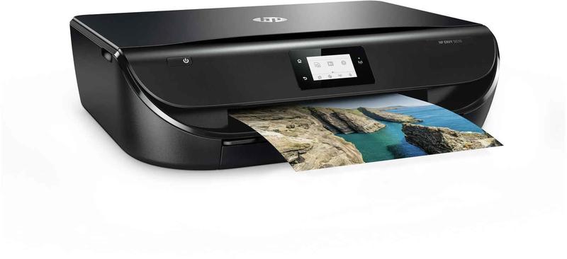 HP - Impressora Jato de Tinta HP Envy 5030 All-In-One WiFi