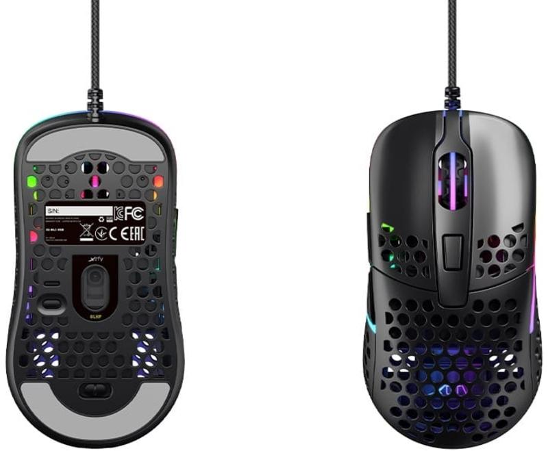 Xtrfy - Rato Gaming  Xtrfy M42 Preto