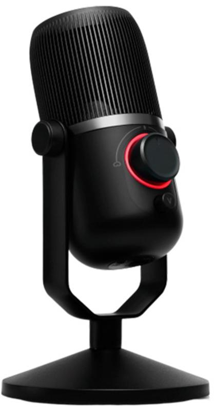 Microfone Thronmax Mdrill Zero PLUS 96kHz/24bit Preto
