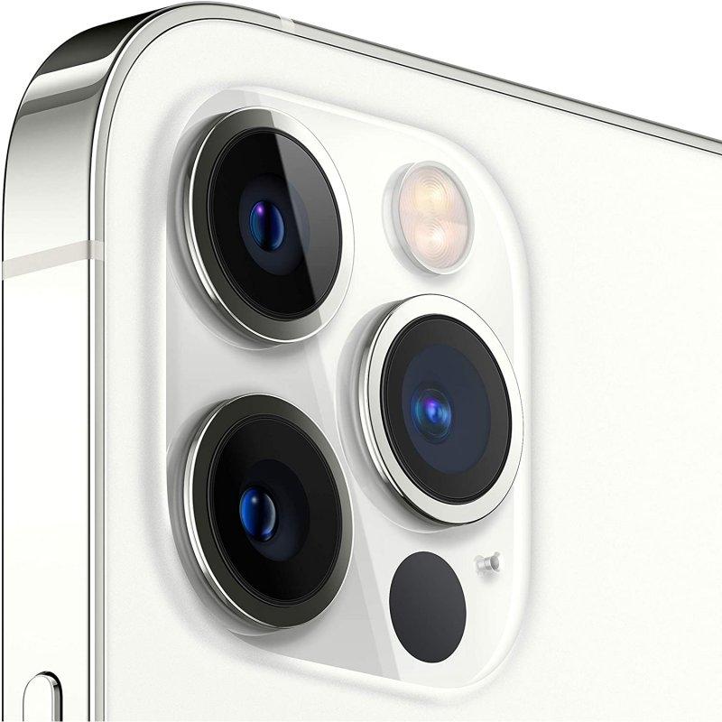 "Apple - Smartphone Apple iPhone 12 Pro 6.1"" (6 / 128GB) Silver"