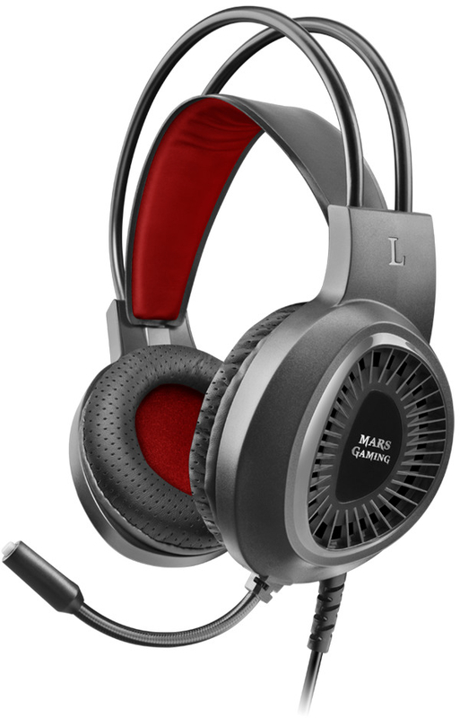 Mars Gaming - Auscultadores Mars Gaming MH120