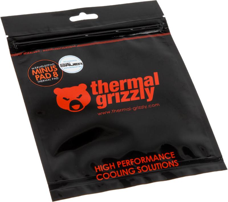 Thermal Grizzly - Thermal Pad Thermal Grizzly Minus Pad 8 120 x 20 x 2.0 mm
