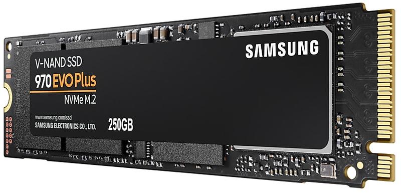 Samsung - Disco SSD Samsung 970 EVO Plus 250GB M.2 NVMe