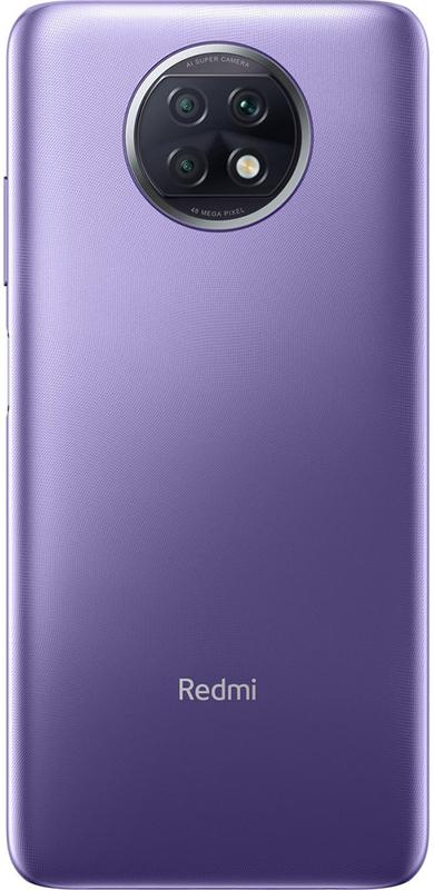 """Xiaomi - Smartphone Xiaomi Redmi Note 9T 6.53"""" (4 / 64GB) Daybreak Purple"""