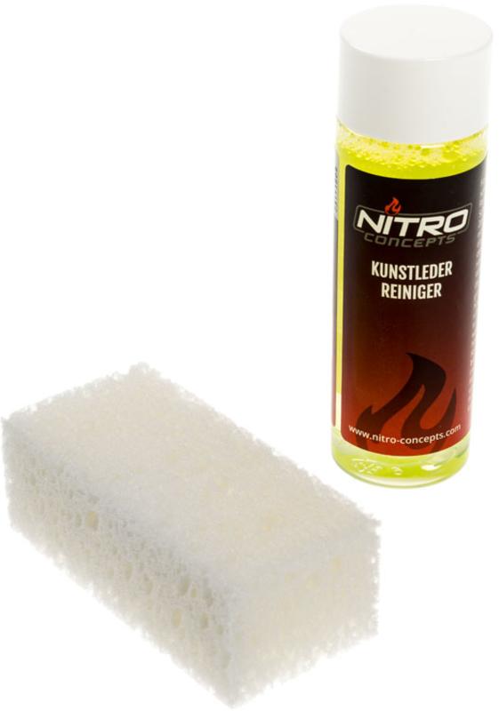 Kit Limpeza Nitro Concepts PU/Leather