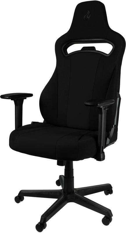 Nitro Concepts - Cadeira Nitro Concepts E250 Gaming Preta