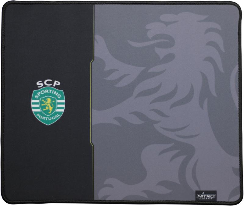 Tapete Nitro Concepts Sporting Clube de Portugal, Fan Edition - Preto