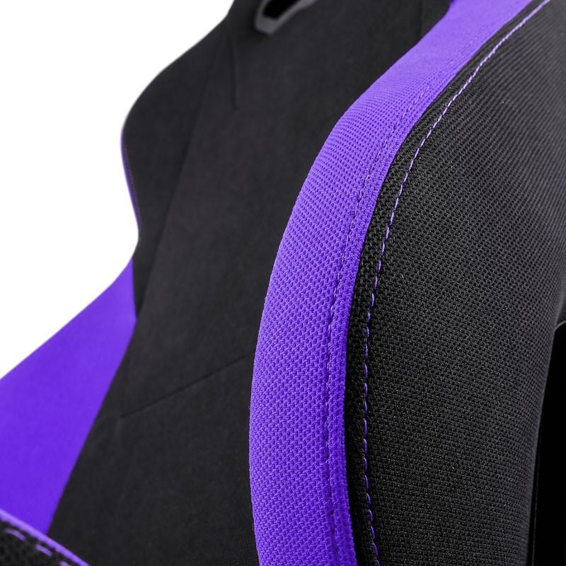 Nitro Concepts - Cadeira Nitro Concepts S300 Gaming Nebula Purple