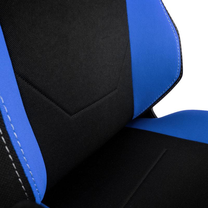 Nitro Concepts - Cadeira Nitro Concepts X1000 Gaming Preta / Azul