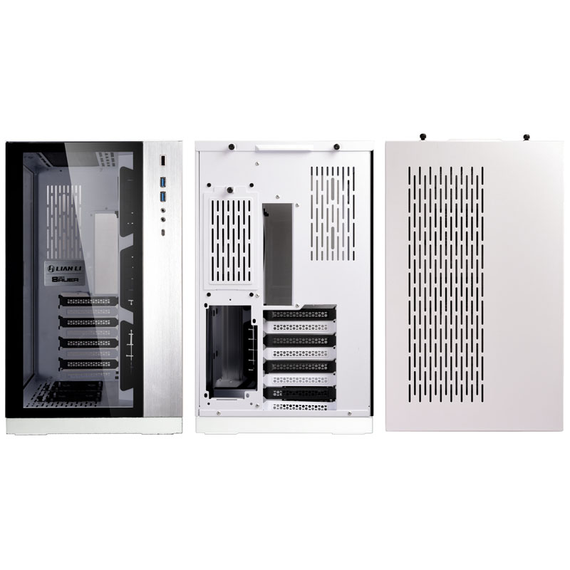 Lian Li - Caixa E-ATX Lian Li PC-O11DW Dynamic Branco Vidro Temperado