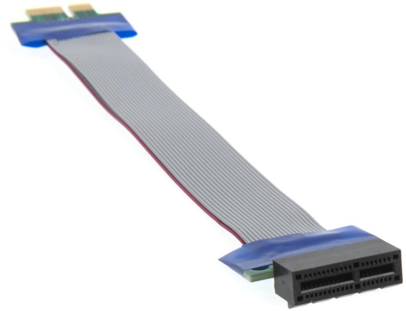 Kolink - Riser Card  Kolink PCI-E  x1 190mm