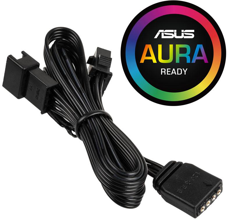 Adaptador Phanteks 4-Pin RGB LED para Motherboards