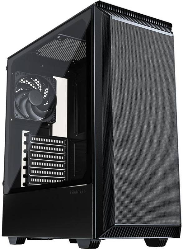 Phanteks - Caixa ATX Phanteks Eclipse P300 Air, Vidro Temperado, Satin Black