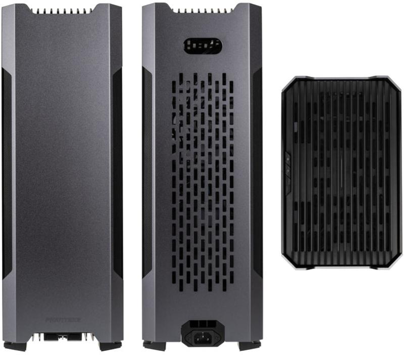 Phanteks - Caixa Mini-ITX Phanteks Enthoo Evolv Shift 2, DRGB, Antracite, Vidro Temperado