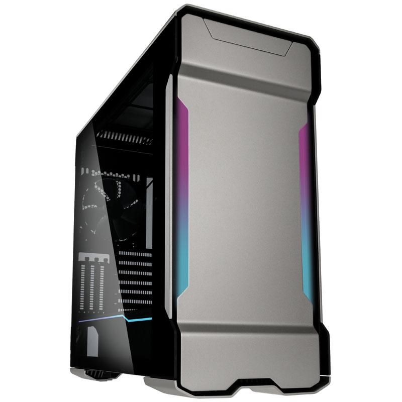 Caixa E-ATX Phanteks Enthoo Evolv X DRGB Prateado Vidro Temperado
