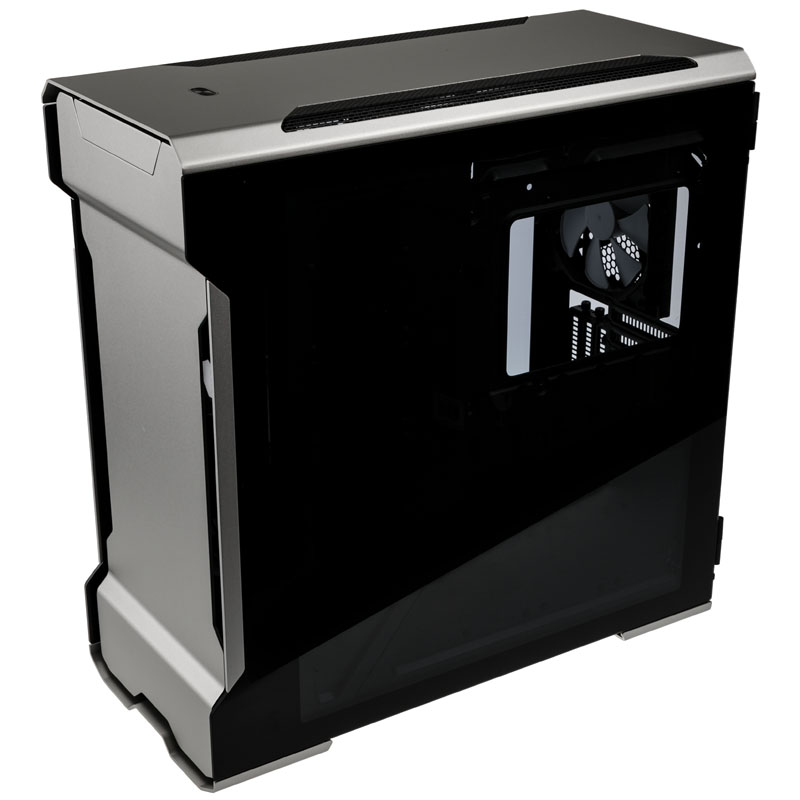 Phanteks - Caixa E-ATX Phanteks Enthoo Evolv X DRGB Prateado Vidro Temperado