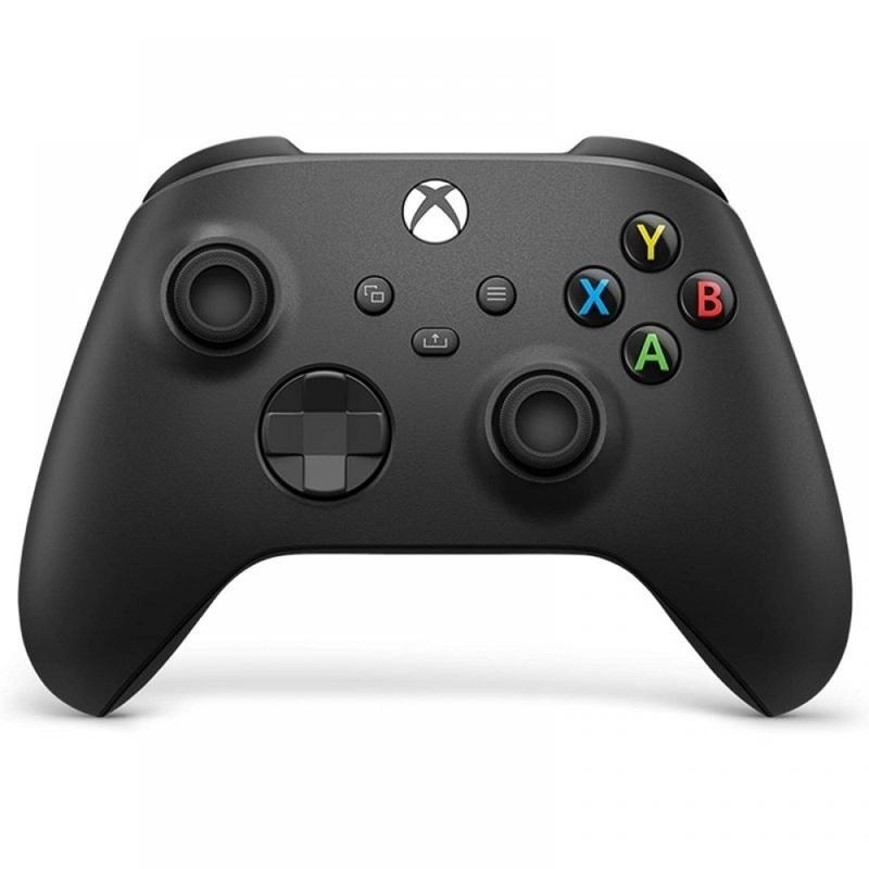 Gamepad Microsoft Xbox Wireless Preto Carbono