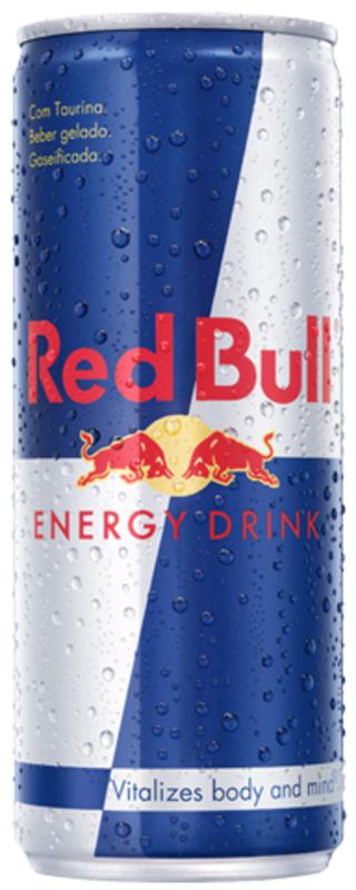 RedBull - Red Bull Lata 250ml