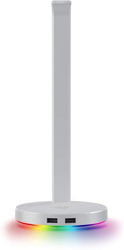 Razer - Suporte para Auscultadores Razer Base Station V2 Chroma Mercury