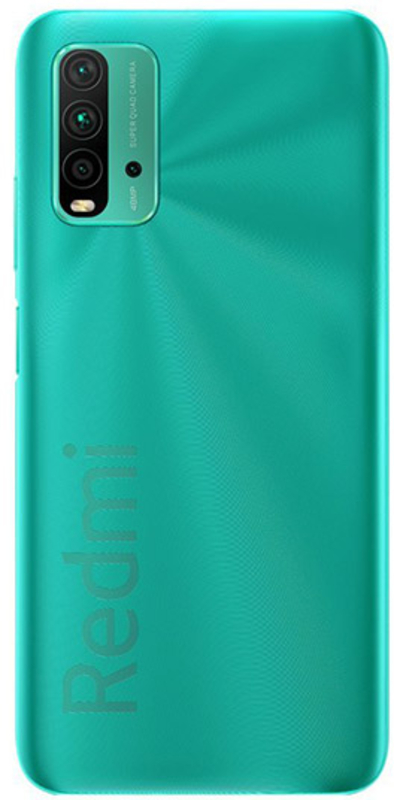 "Xiaomi - Smartphone Xiaomi Redmi 9T 6.53"" (4 / 128GB) Ocean Green"