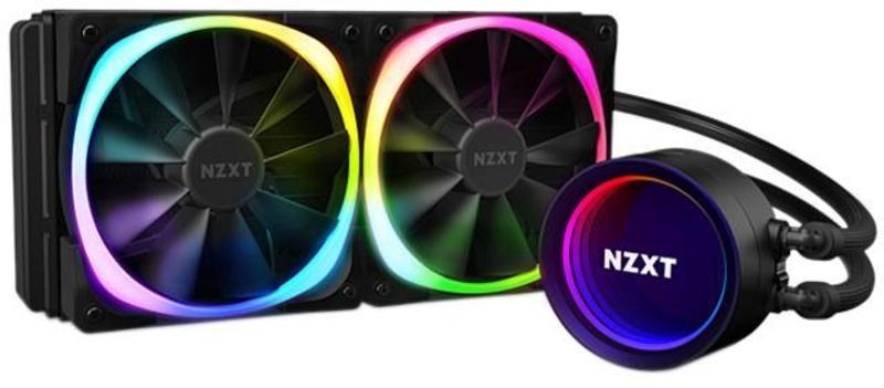 Cooler CPU a Água NZXT Kraken X53 RGB