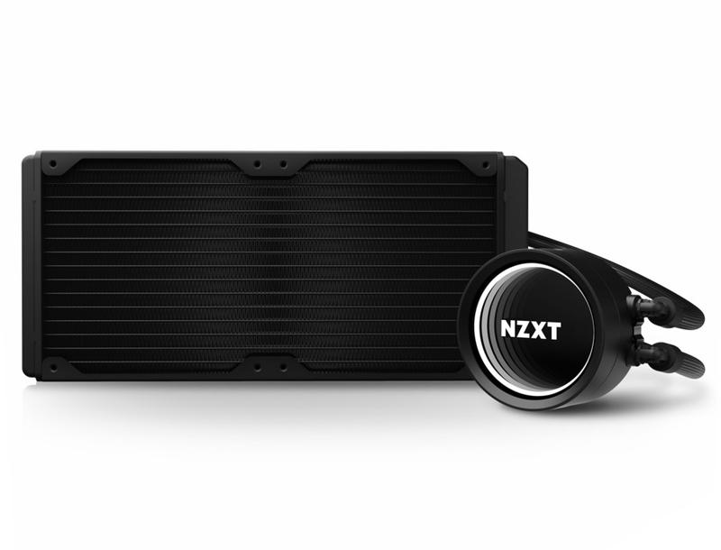 NZXT - Cooler CPU a Água NZXT Kraken X63
