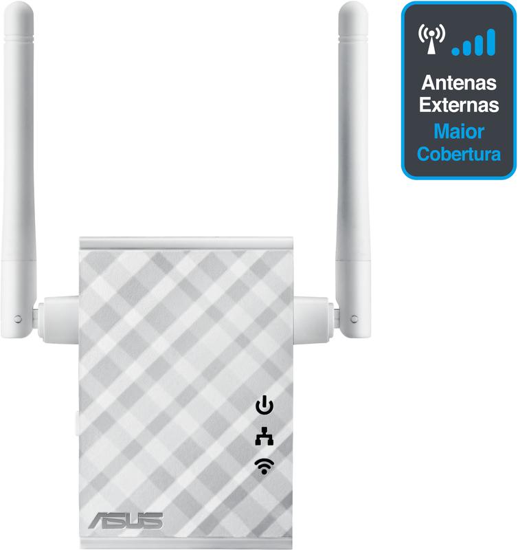 Repetidor Asus RP-N12 Wireless N300