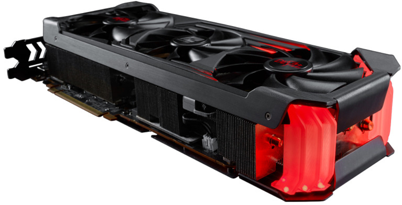 PowerColor - Gráfica PowerColor Radeon RX 6800 Red Devil OC 16GB GD6