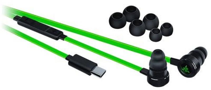 Razer - Auriculares Razer Hammerhead USB-C