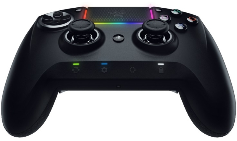 Razer - Gamepad Razer Raiju Ultimate Bluetooth & Wired (PC e PS4)