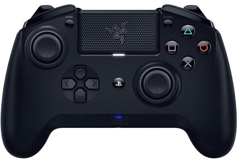 Razer - Gamepad Razer Raiju Tournament Edition Bluetooth & Wired (PC e PS4)