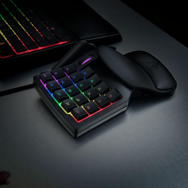 Razer - Teclado Razer Tartarus v2 Chroma Gaming Keypad