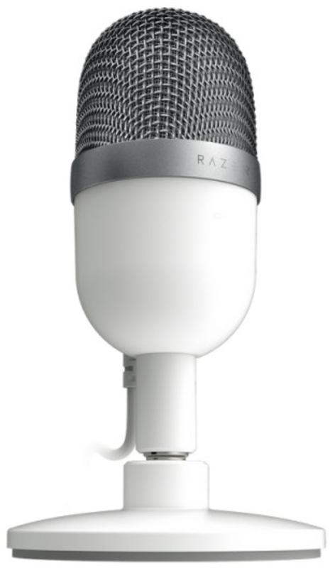 Razer - Microfone Razer Seiren Mini - Mercury