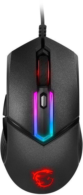 MSI - Rato MSI Clutch GM30 RGB Preto