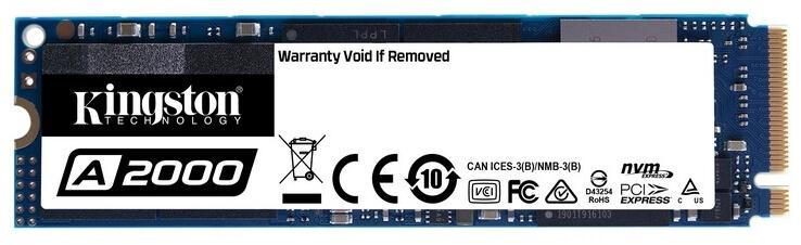 Kingston - Disco SSD Kingston A2000 1TB M.2 NVMe 2280