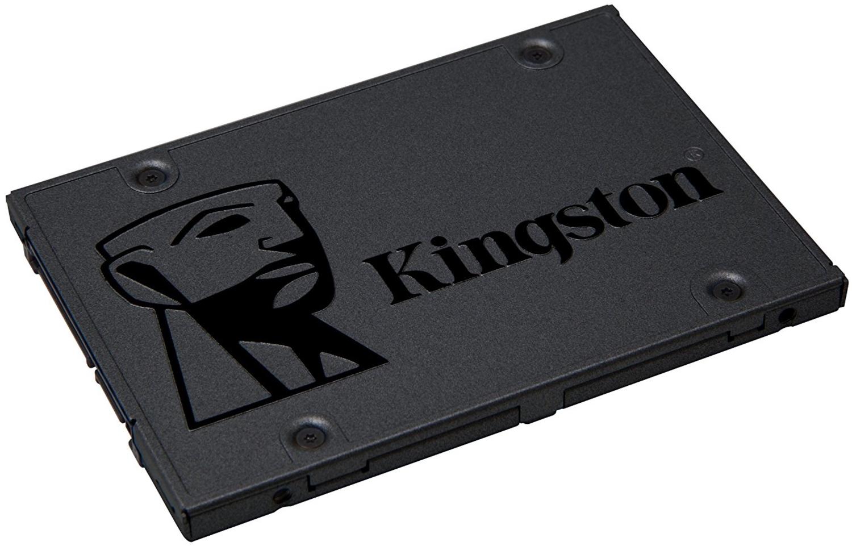 Kingston - Disco SSD Kingston A400 240GB SATA III