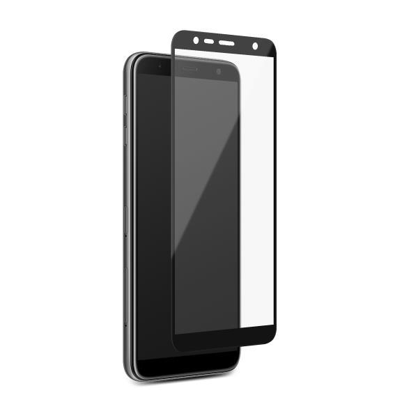 Vidro Temperado puro para Samsung Galaxy J4+/J6+ Preta